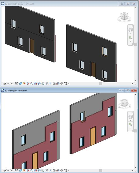 Solved: Rejoin horizontally split walls without losing