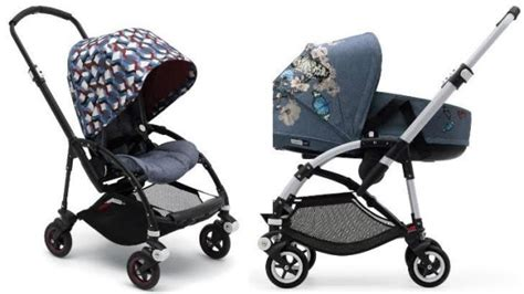 Bugaboo unveils its new Bugaboo Bee5: available March 2017