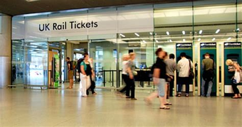 Cheap UK Rail Tickets | Save More Than 40% On Your Train