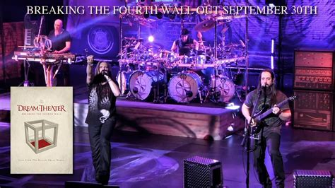 Dream Theater - Official Video The Looking Glass (Live