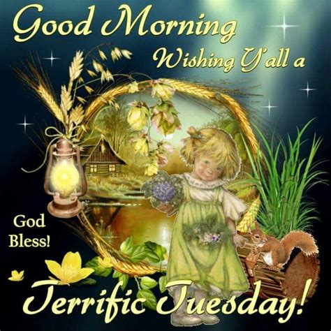 Good Morning, Wishing Y'all A Terrific Tuesday! Pictures