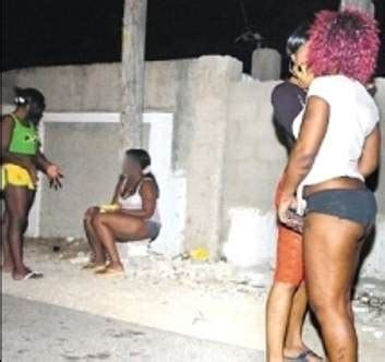 Jamaica ranks 25th in earnings from prostitution -- website