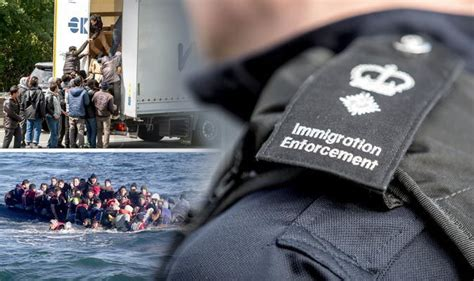 Smuggling migrants: Prosecutions in the UK risen by more