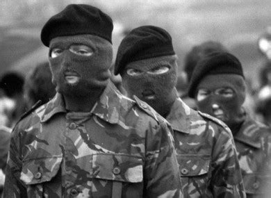The Provisional IRA still exists but it's 'no longer