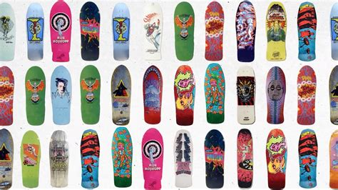 A Very Loose History Of Skateboard Shapes – @GillyBerlin
